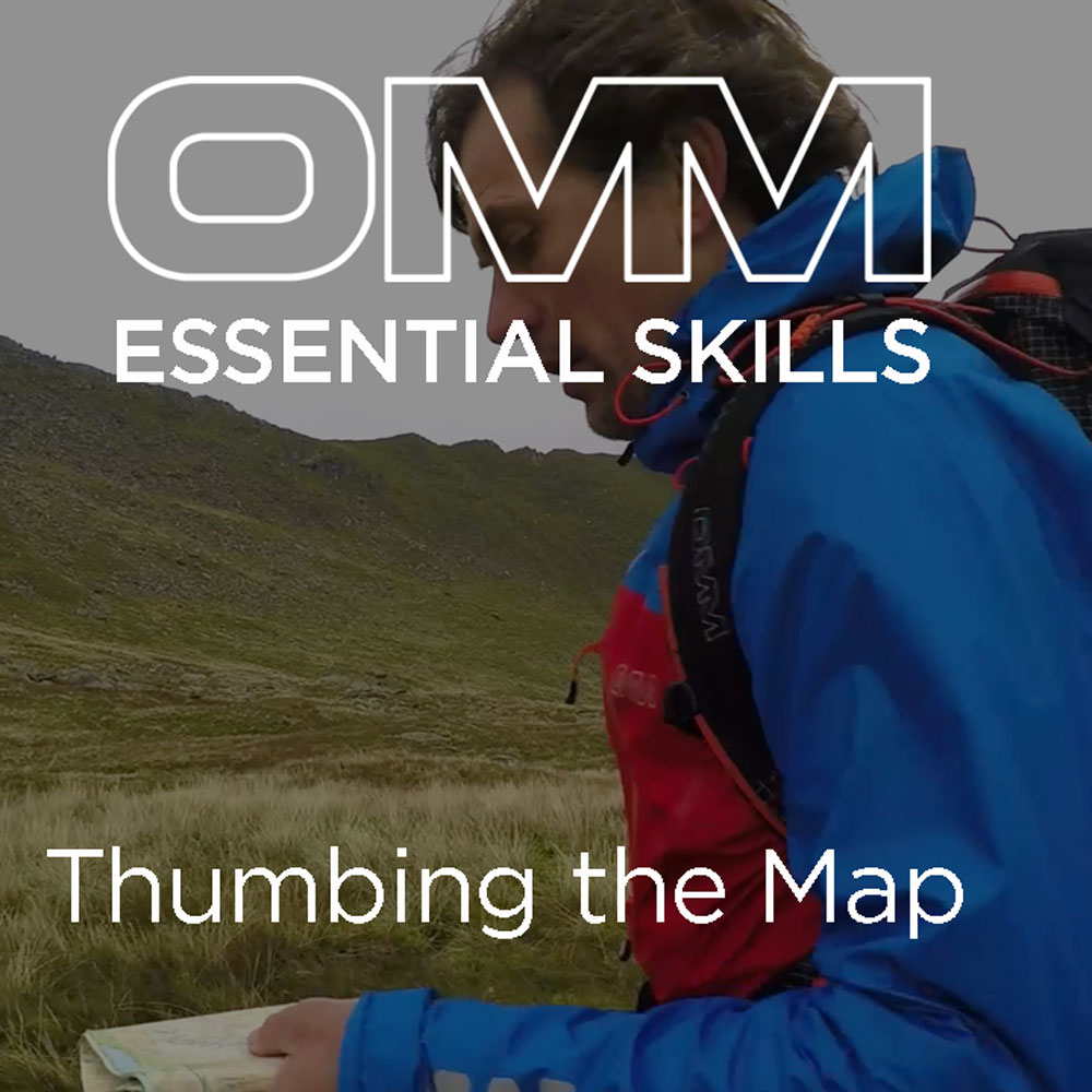 OMM Essential Skills: Thumbing the Map